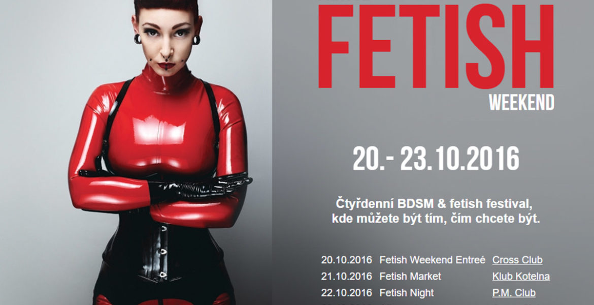 Prague Fetish Weekend 2016