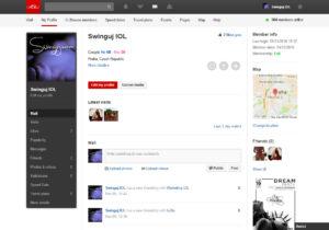 Profil Swinguj.com