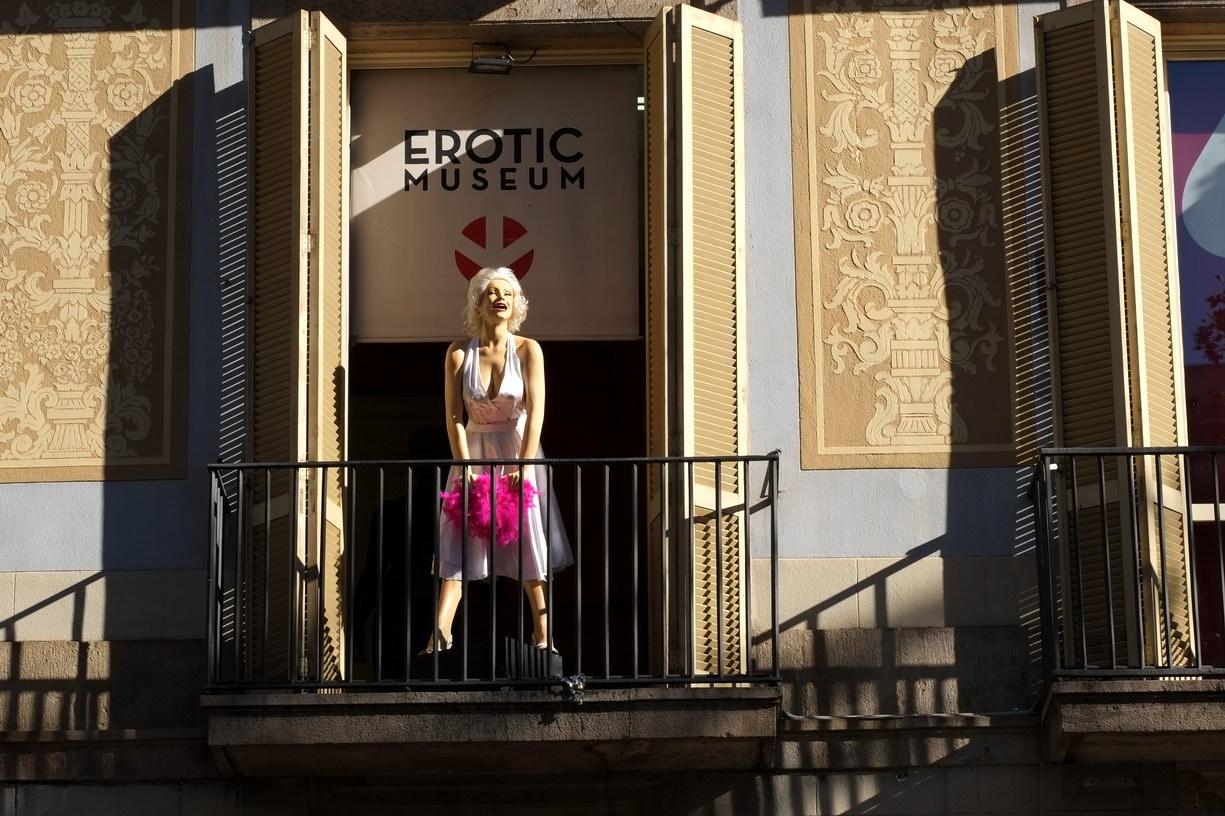 Erotic Museum na La Rambla